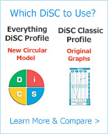 Learn which DiSC profile to use